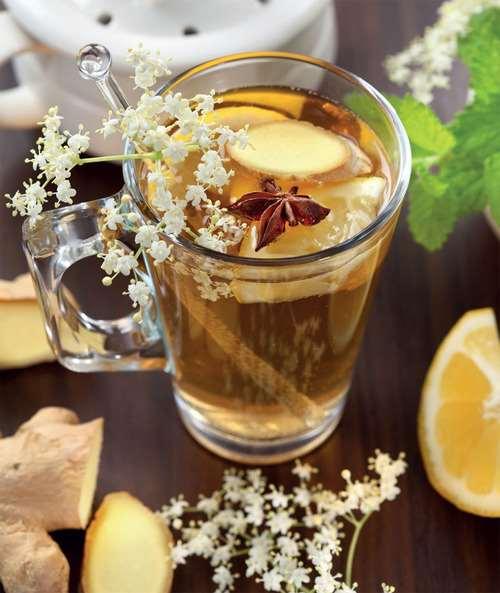 рецепт имбирного чая для похудения с медом